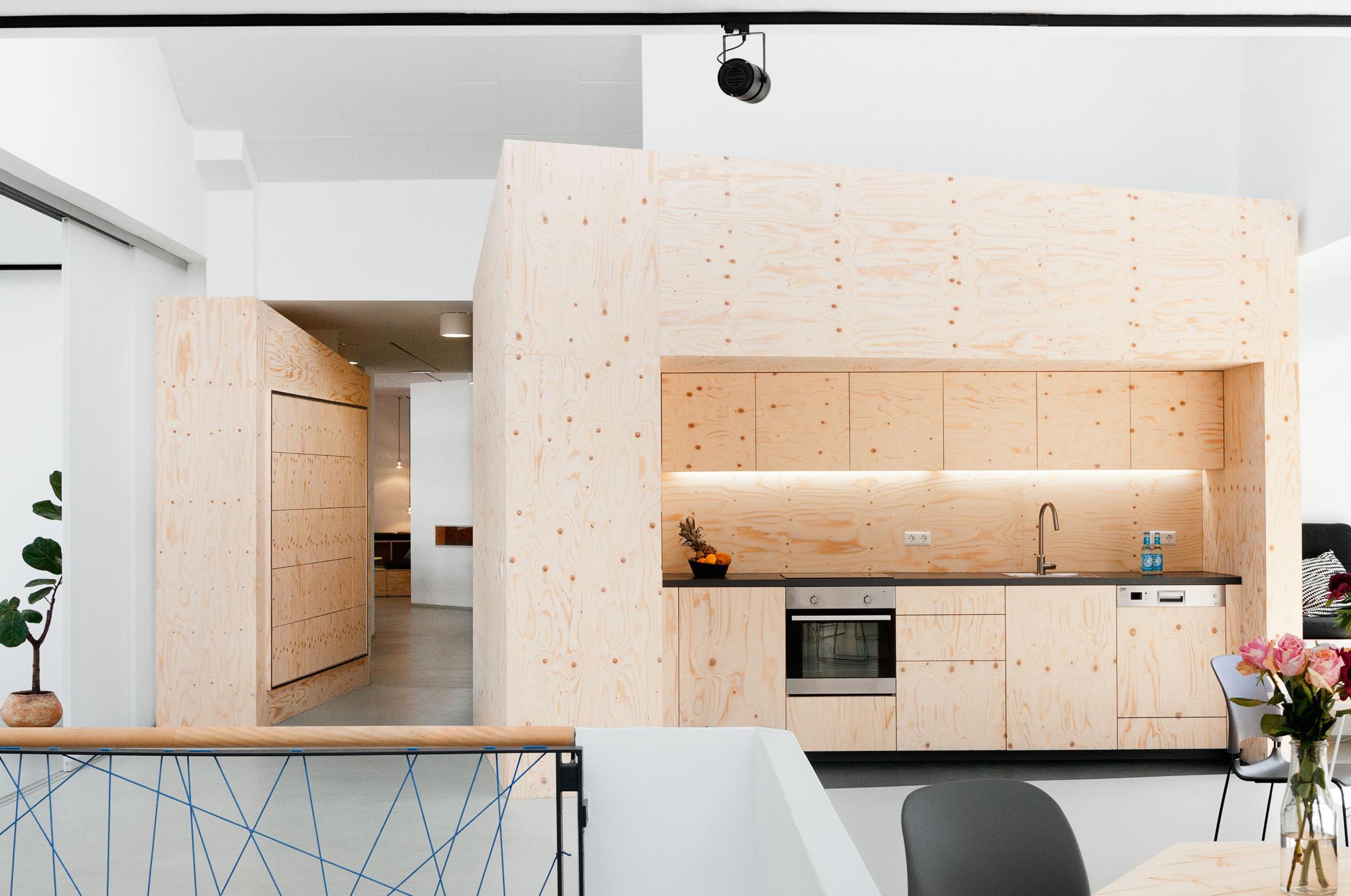 IMPACT HUB BERLIN - Winner Interior Achitecture