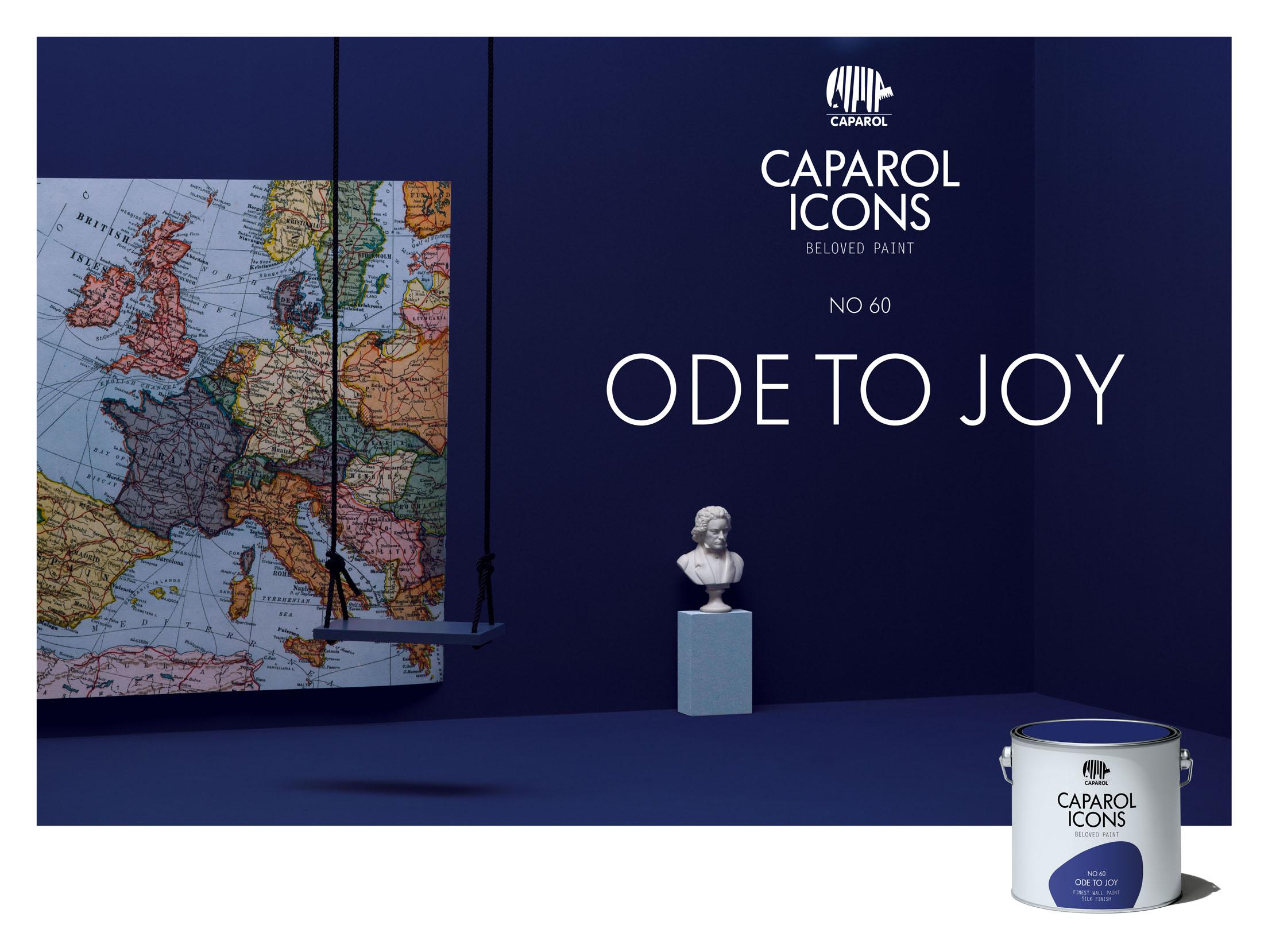 CAPAROL ICONS – Beloved Paint - Special Mention Luxury