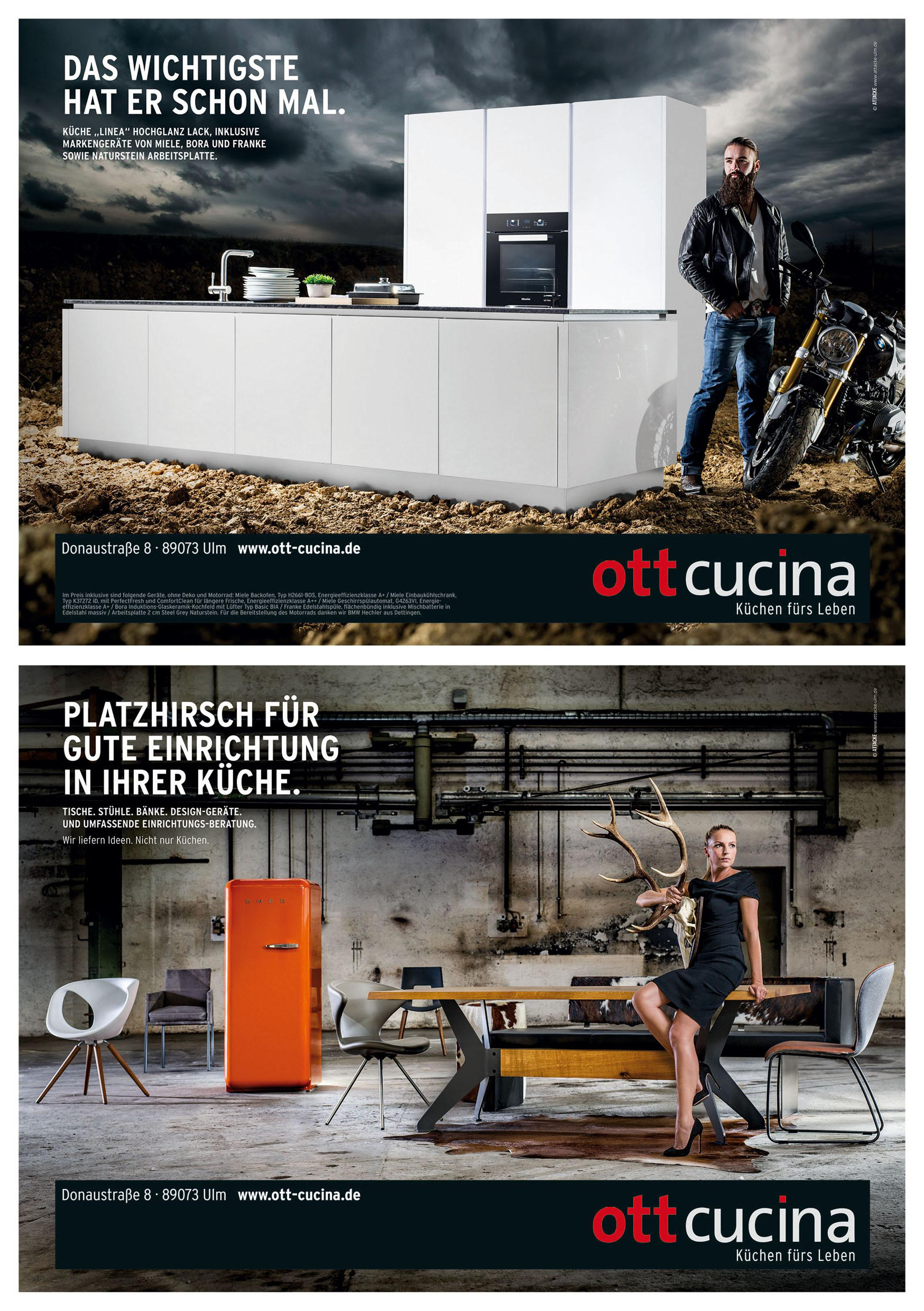 Ott Cucina Winner Integrated Campaigns And Advertising