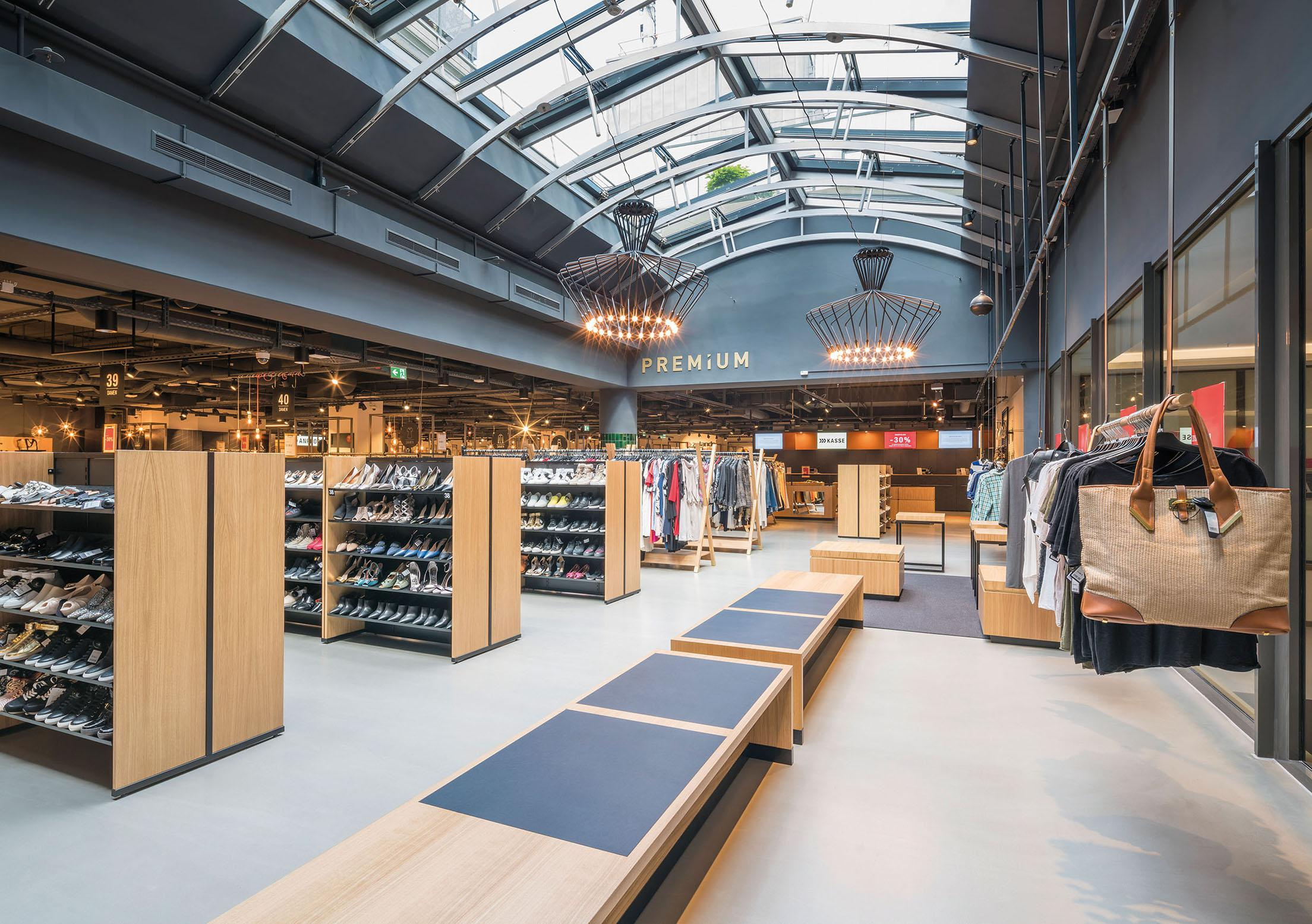 zalando outlet store k ln winner retail architecture