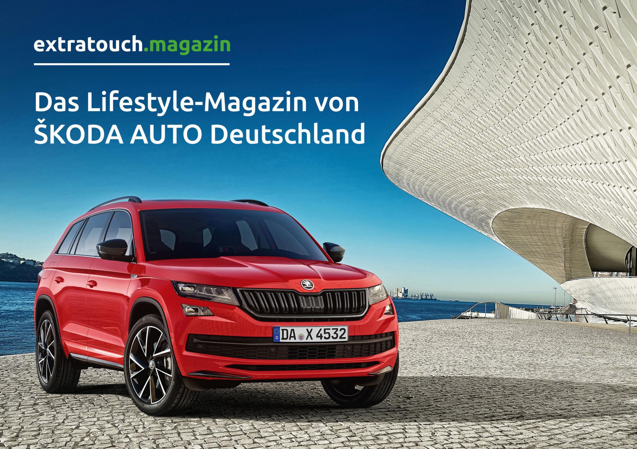 extratouch.de – Online-Magazin von ŠKODA AUTO Deutschland - Winner ...