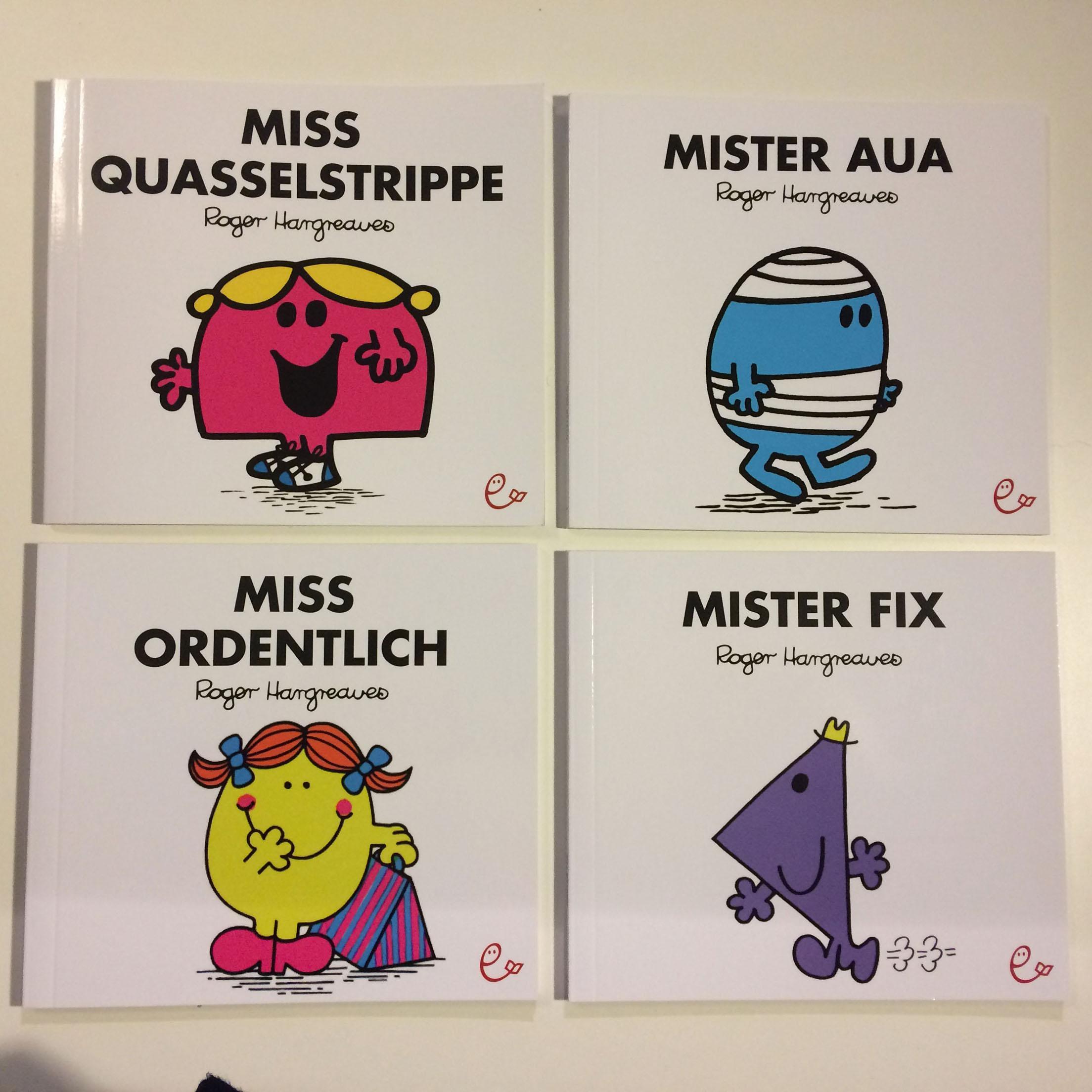 Little Miss Und Mister