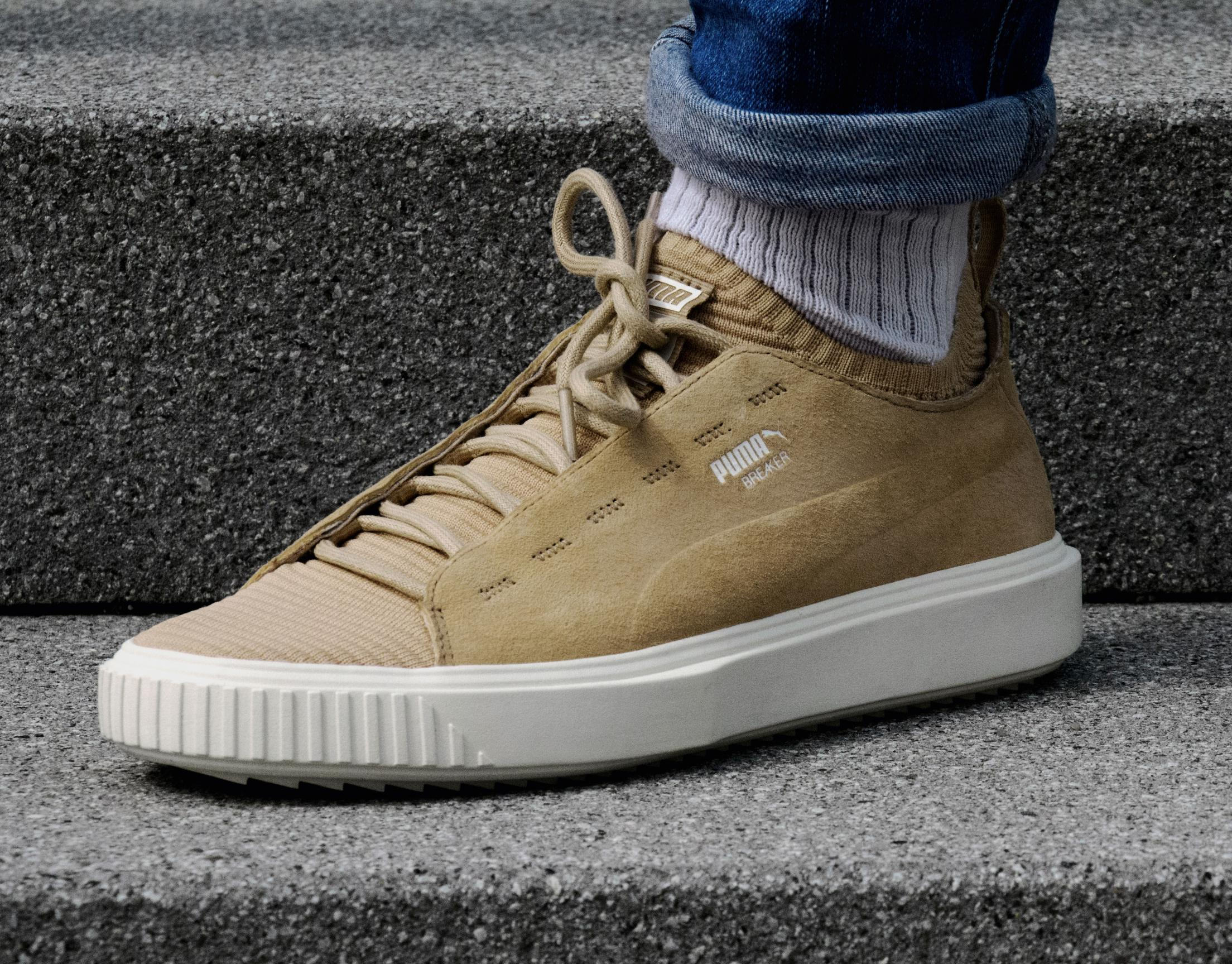 multiple colors exclusive range factory authentic Puma Breaker Knit - Winner Lifestyle and Fashion