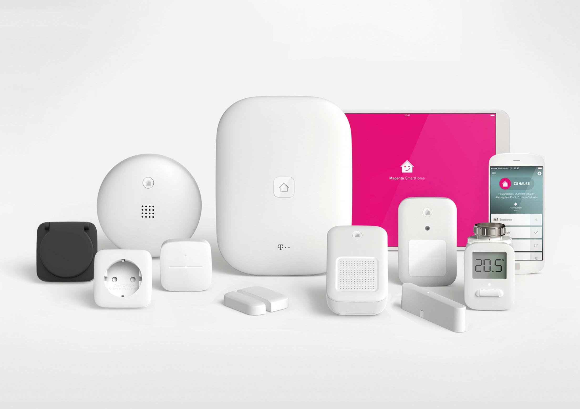 Magenta Smarthome Portfolio Special Mention Computer And Communication