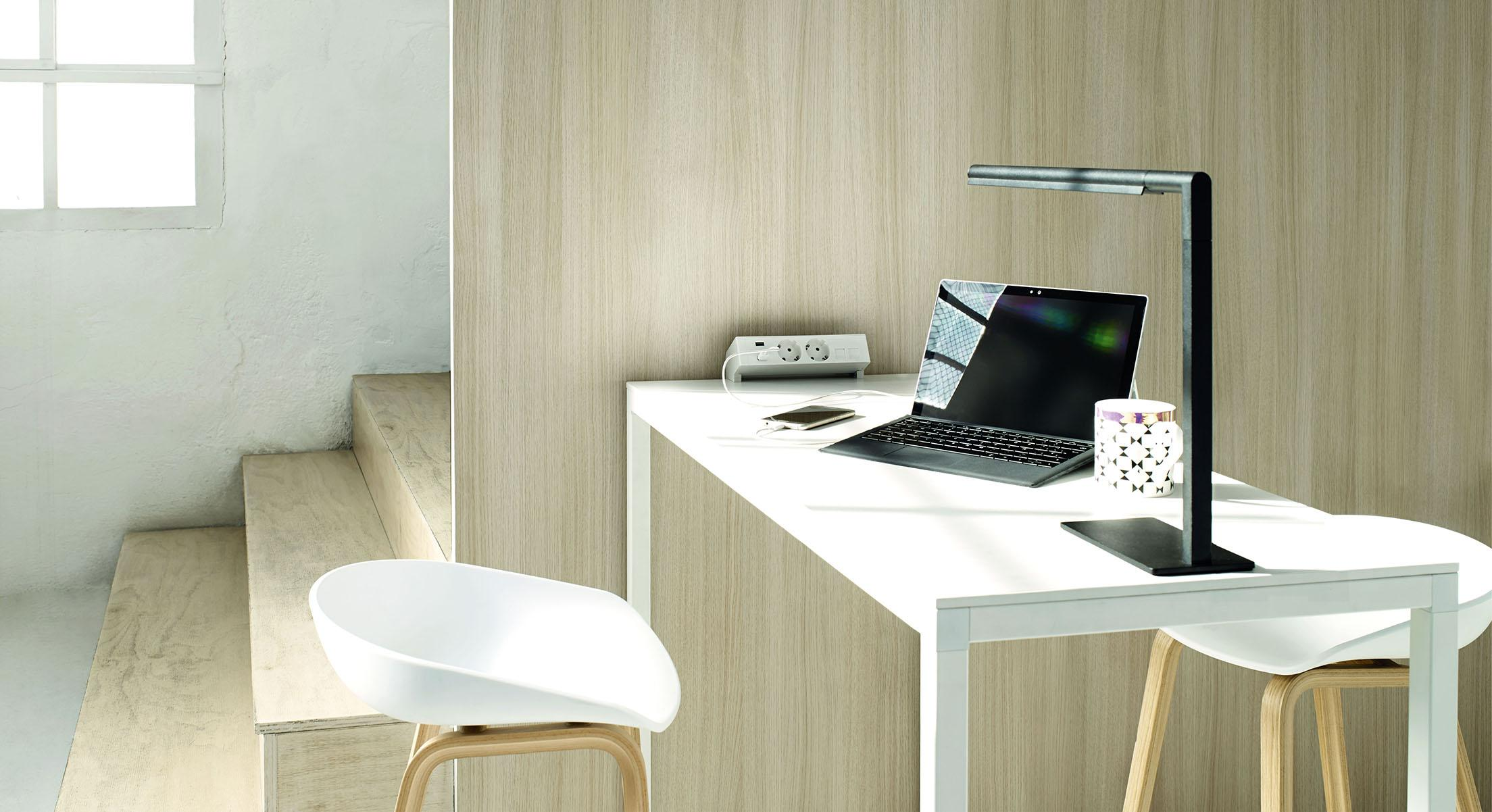 - Simon 400 Over The Desk - Special Mention Office Furniture