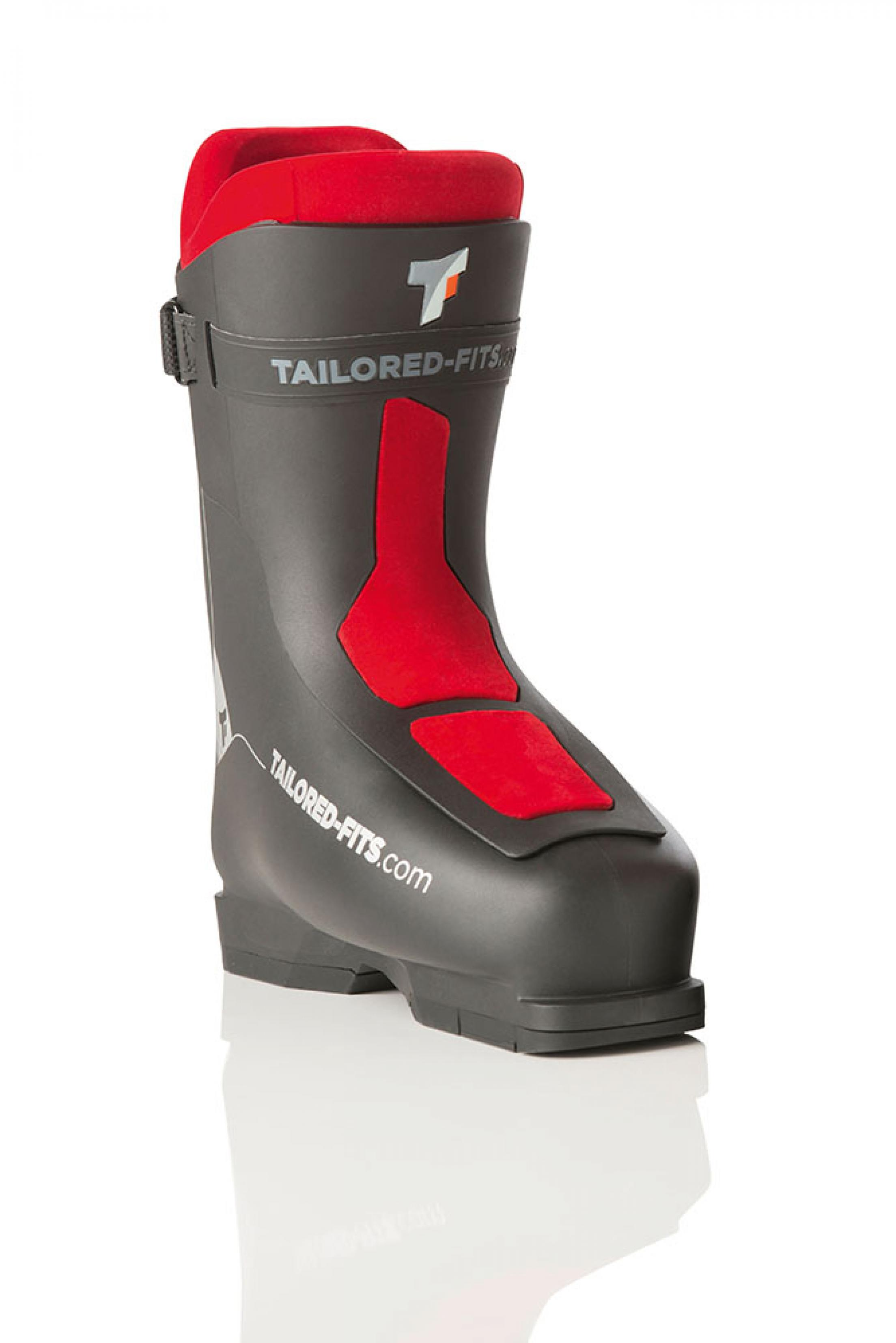 TAILORED FITS custom-fit performance ski boots