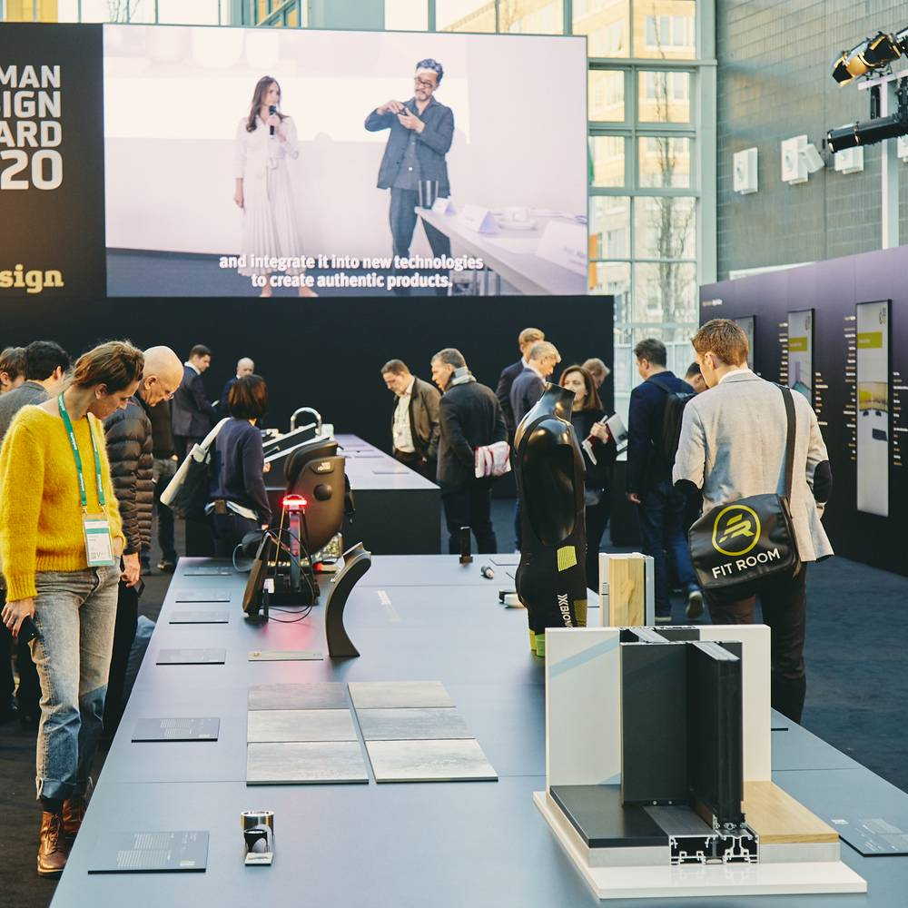 German Design Award 2020 Ausstellung Excellent Product Design